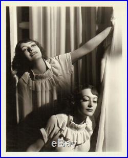 JOAN CRAWFORD vintage 1935 ORIGINAL Dblw HURRELL Double Image MGM PORTRAIT Photo