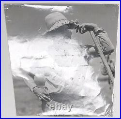 Jack DELANO Sugar Worker, Puerto Rico, 1946 / PIX-A / Vintage / STAMPED / FSA