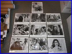 Jennifer Connelly Labyrinth Set Of 10 Original Publicity Photos 1986
