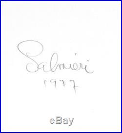John Lee Hooker Album Cover 1977 Photo Signed Orig 8x10