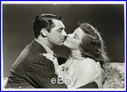 KATHARINE HEPBURN & CARY GRANT in The Philadelphia Story Original Vintage 1940