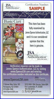 Kareem Abdul-Jabbar Signed Autographed 16X20 Photo B/W UCLA Bruins Dunk JSA