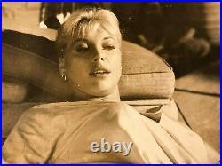Kate Manx Very Rare Vintage Original 8/10 Photo'60 d.'64