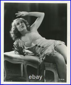 King Kong 1933 Fay Wray by Robert Coburn RKO Original Photo 1st Monster Film