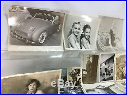 Large Lot of 100's Vintage Black and White Photos. 1920s to 1960s