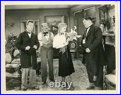 Laurel & Hardy Original Vintage Still Photo Way Out West 1937