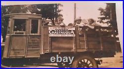 Listowel Ontario Early 1900s Redpath Chautauqua LOT of 55 Vintage Photos