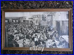 Lot of 14 Vintage Photographs W. T. GRANT COMPANY Signed Photo of W. T. GRANT
