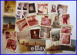 Lot of 1800 Vintage Photos Snapshots General Interest Family Antique B&W Color
