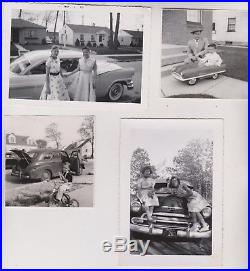 MAMMOTH Lot 800+ Original Vintage Photos RPPCs & Negatives Many Themes 1904-59