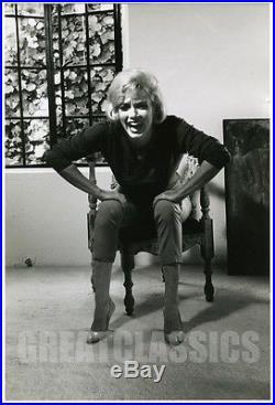 Marilyn Monroe 1962 Superb Sexy Original Vintage Dblwt Photograph By Allan Grant