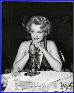 Marilyn Monroe'56 Breathtaking Candid Original Vintage Photograph Charles Varon