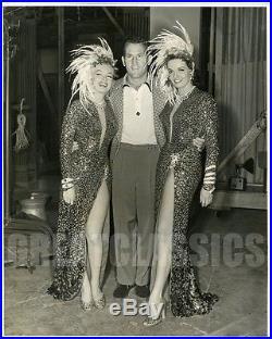Marilyn Monroe Jane Russell Gentlemen Prefer Blondes 1953 Original Vintage Photo