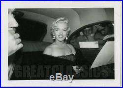 Marilyn Monroe Original Vintage 1954 Never Seen Photo Monroe Six Collection