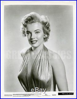 Marilyn Monroe O'henry's Full House 1952 Gorgeous Original Vintage Photograph