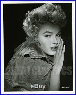 Marilyn Monroe Prince & Showgirl 1957 Beautiful Vintage Original Photograph