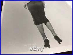 MARILYN MONROE VINTAGE PHOTO ORIGINAL Philippe Halsman'52 Sunset Boulevard 8x10