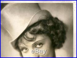 MARLENE DIETRICH vintage ORIGINAL 9x11 UFA photo 1930 The Blue Angel RARE