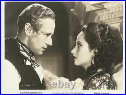 MERLE OBERON & LESLIE HOWARD in The Scarlet Pimpernel Original Vintage 1934