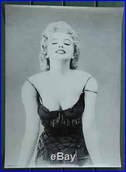 Marilyn MonroeBus Stop (1956)Bending overVintage POSTER 20x28