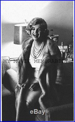 Marilyn Monroe Original Vintage 1959 Manfred Kreiner Photo Some Like It Hot Trip