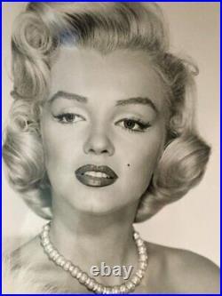 Marilyn Monroe Original Vintage 20th Century Fox Photo 1958