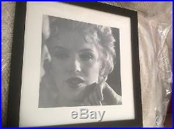 Marilyn Monroe Photo Original Vintage 1956 Doublewt William Woodfield Bus Stop