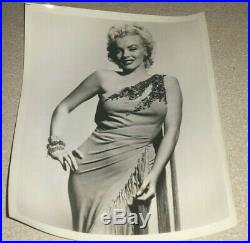 Marilyn Monroe Vintage Photo 8x10