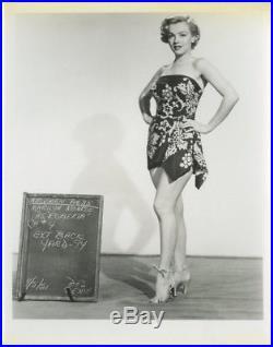 Marilyn Monroe in LOVE NEST Original Vintage photo still 1951