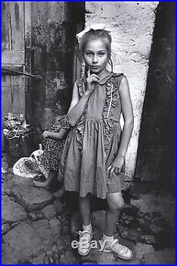 Mary Ellen Mark, Original Rare Vintage Photograph, signed by the artist