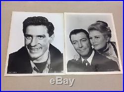 Movie Scene Photos Lot of 84 Pcs Vintage 8x10 B&W Photo MGM Mid-century Modern