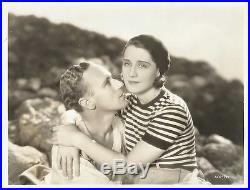NORMA SHEARER & LESLIE HOWARD in Free Soul Original Vintage Photograph 1931