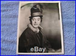 ORIGINAL VINTAGE Laurel & Hardy Photograph