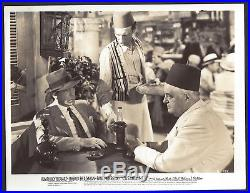 Original vintage 1942 CASABLANCA Humphrey Bogart & Sydney Greenstreet SCARCE