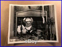 Our Gang Very Rare Vintage Original 30s 8/10 Photo Very Young Spanky as Santa