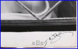 Oversized 1956 Vintage Anita Ekberg Photograph Rare Hand Signed Peter Basch Huge
