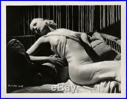 Rare Vintage 1933 Art Deco Glamour Carole Lombard Risqué Pre Code Photograph