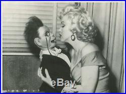 Rare Vintage Original 1952 Marilyn Monroe Photo & Negative