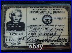 Rare Vintage Original Photos Of Marilyn Monroe 1954 Oriental Tour