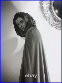 Rosalind Russell B/W Vintage Photo 1936 Movie Under Two Flags 14x11 Rare Size
