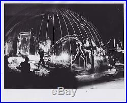 Salvador Dali'Happening VINTAGE 1966 New York Times original photo surrealist
