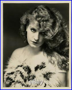Seductive Jazz Age Vamp Lili Damita Vintage Kenneth Alexander Photograph 1928
