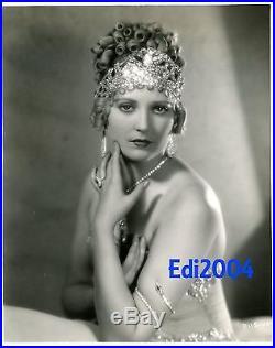 THELMA TODD Vintage Original VAMPING VENUS Photo Sexy RARE Pre-Code 1928