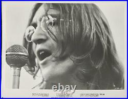 The Beatles in Let It Be Vintage Original Press Photos Lot of 6 (1970) 8x10