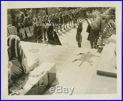 Theda Bara Cleopatra Vintage Photo 1917