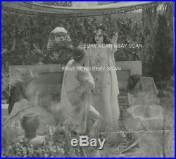 Theda Bara Vamp Lost Film Cleopatra 1917 Vintage Photo