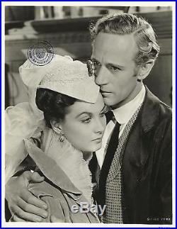 VIVIEN LEIGH & LESLIE HOWARD in Gone with the Wind Original Vintage Photo 1939