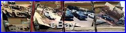 VTG 1980s PHOTOGRAPH3,676 pc LOTUSED CARSTRUCKSAUTOMOBILES COLOR BLACK WHITE