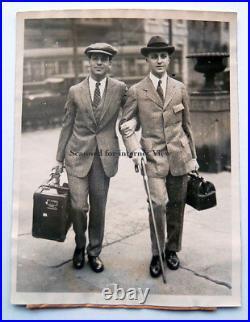Vintage 1923 Photo Gimbel Brothers, Philadelphia PA Rittenhouse Square, Gimbels