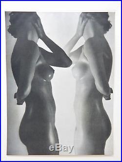 Vintage 1938 Original Bruno Schultz Verlag Berlin Nude Photo Heinz Hajek-Halke